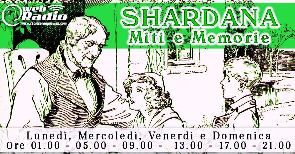 SHARDANA – Miti e Memorie