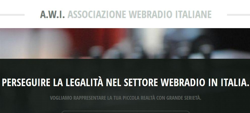 Scopriamo A.W.I. – Associazione Webradio Italiane