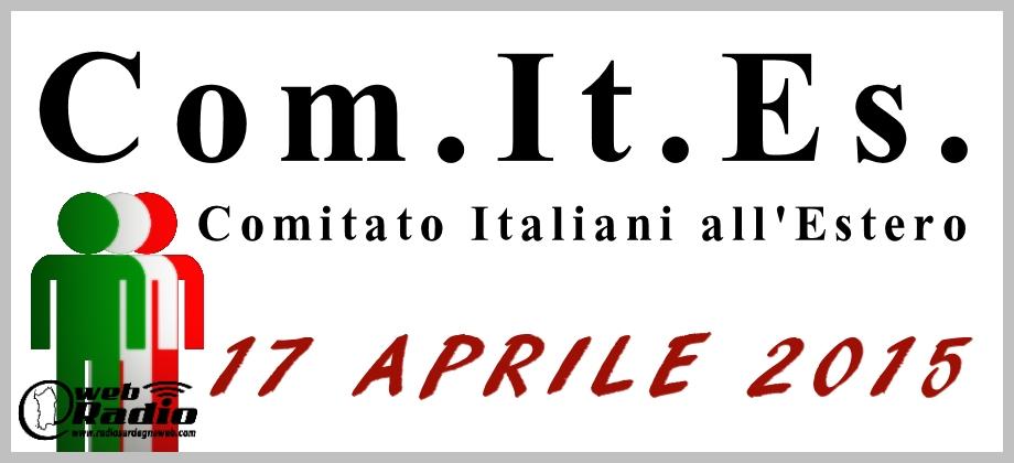 Elezioni COM.IT.ES. del 17 Aprile 2015