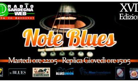 Note Blues, da 18 anni il Blues in radio