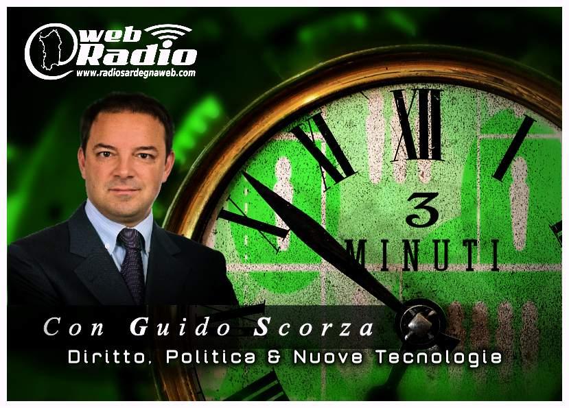 3 Minuti con Guido Scorza (Jobs Act è un nuovo Grande Fratello?)