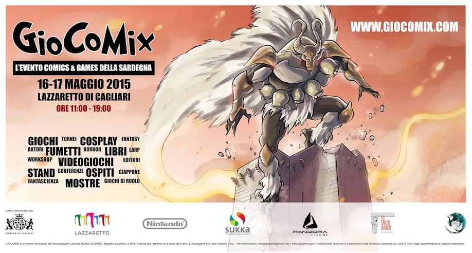 6° Edizione del GioCoMix  – 16 e 17 Maggio 2015