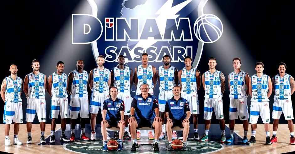 Sassari, Sardegna: Dinamo al Cubo!