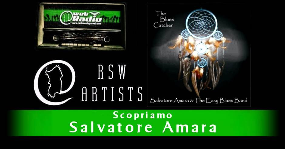 Salvatore Amara – Scopriamo gli RSW Artists