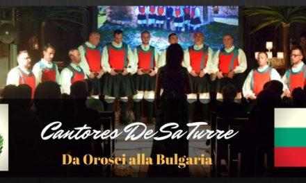 I Cantores De Sa Turre di Orosei in Bulgaria