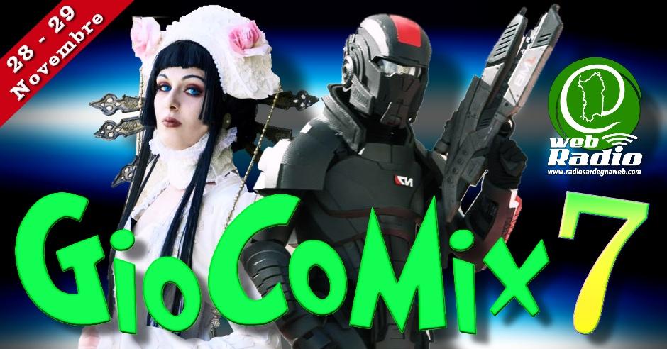 GioCoMix 7° Edizione: Cosplay e non solo!