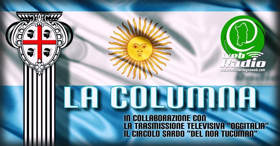 """Dall'Argentina, """"La Columna"""" è qui!"""