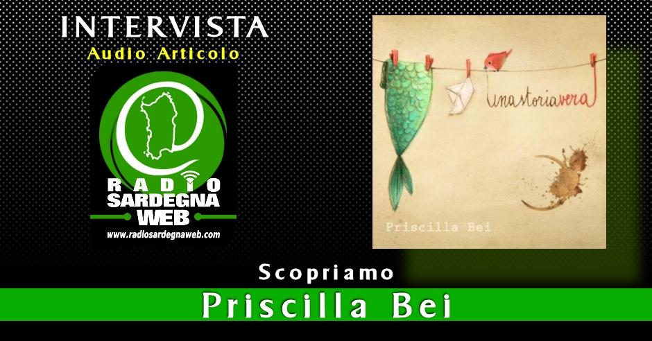 Priscilla Bei – Scopriamo gli RSW Artists
