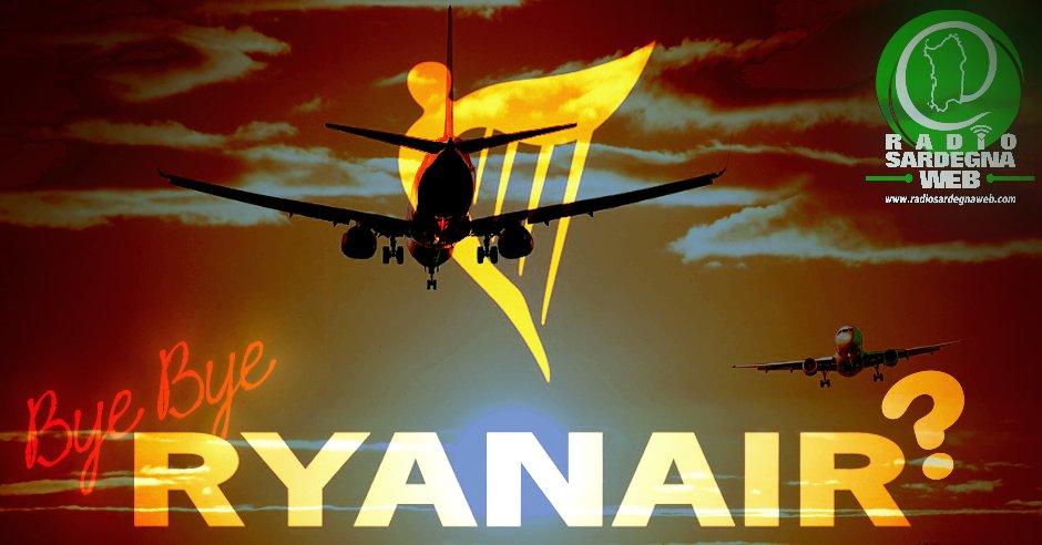Ali spezzate: Ryanair saluta la Sardegna?