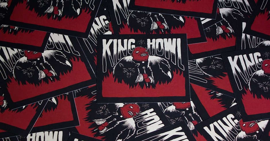 King Howl: nuovo tour in giro per l'Europa