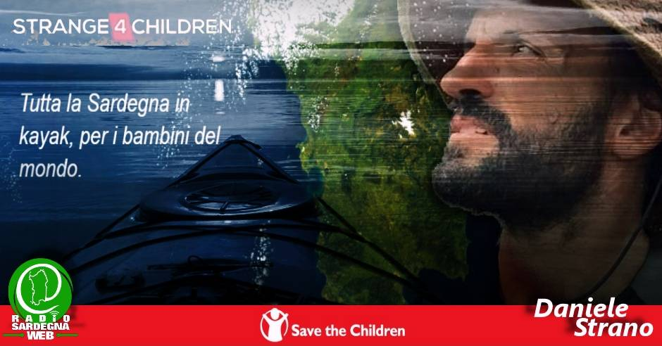 Radio Sardegna Web: Daniele Strano ancora per Save The Children