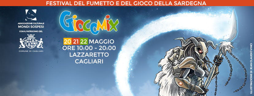 Radio Sardegna Web al GioCoMix 2016