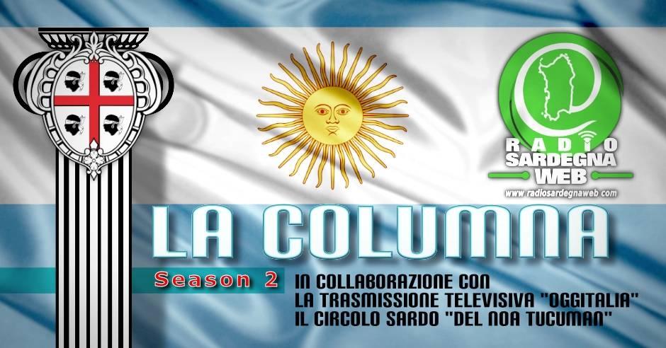 """La nuova stagione de """"La Columna"""""""