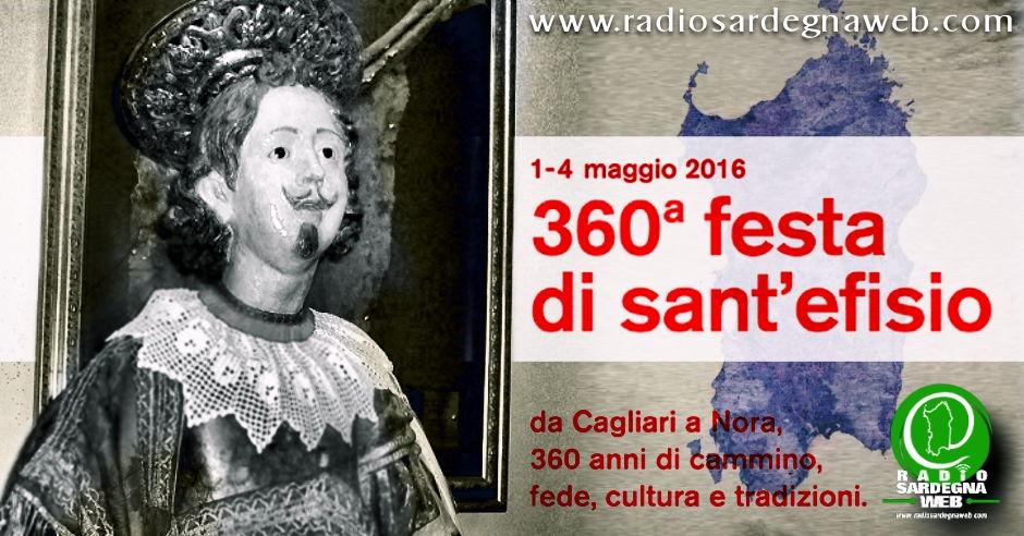 Sardegna: 360° festa di Sant'Efisio