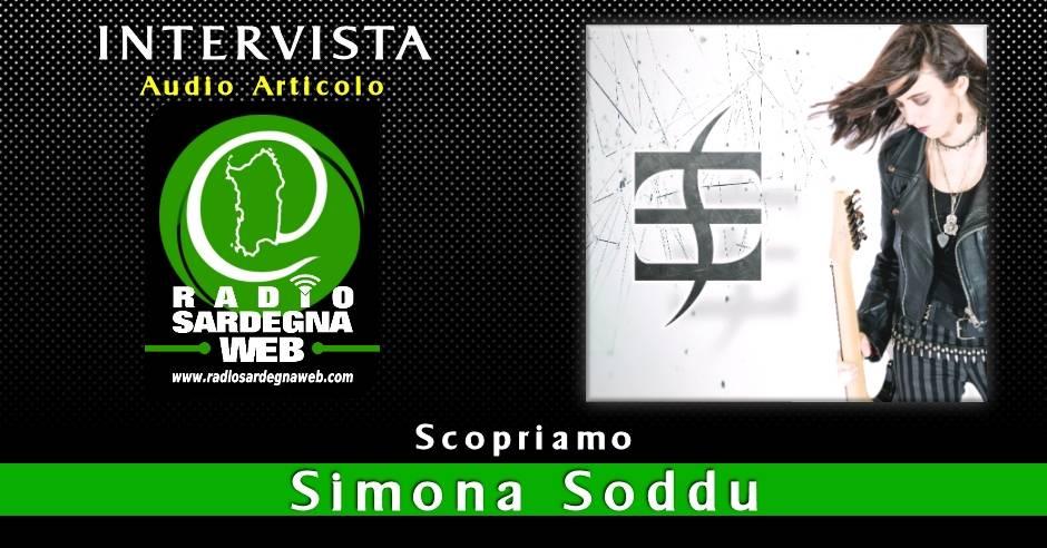 Simona Soddu – Scopriamo gli RSW Artists