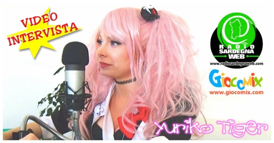 Yuriko Tiger @GioCoMix8 : La Video Intervista