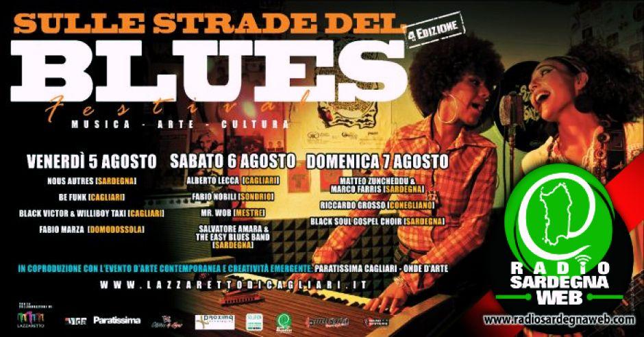 """5-6-7 agosto """"Sulle strade del Blues"""""""