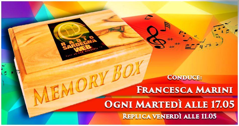 Memory Box: un anno di ricordi in musica