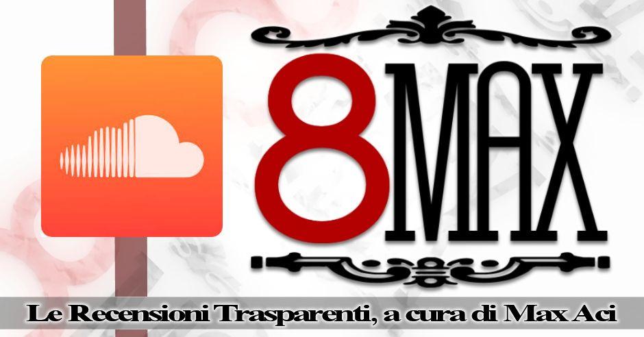 8Max: La promozione musicale su SoundCloud