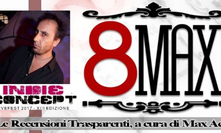 8Max: Intervista a Giancarlo Salafia