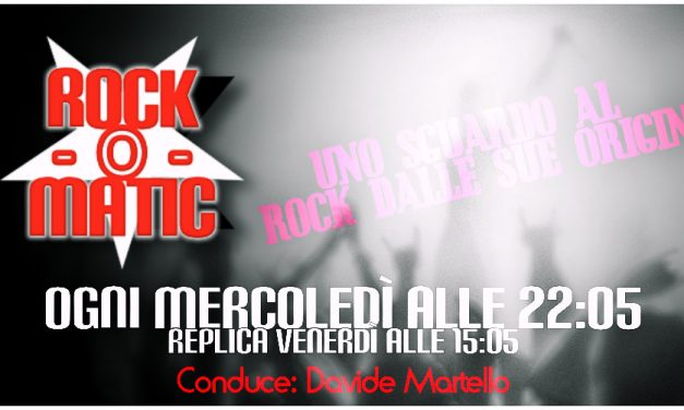 Il podcast di Rock O Matic