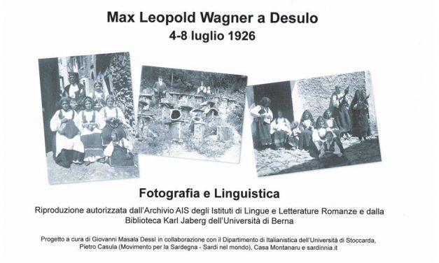 A Desulo tra Fotografia e Linguistica: Mostra su Max Leopold Wagner e Sardegna