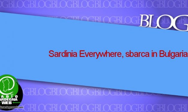 Sardinia Everywhere, sbarca in Bulgaria.