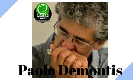 Paolo Demontis: un cuore per l'armonica.