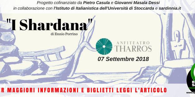 """""""I Shardana"""" opera in tre atti di Ennio Porrino"""