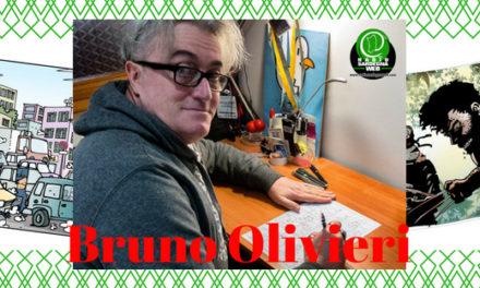 Bruno Olivieri: disegnavo dappertutto, perfino sopra i rotocalchi di mia madre!