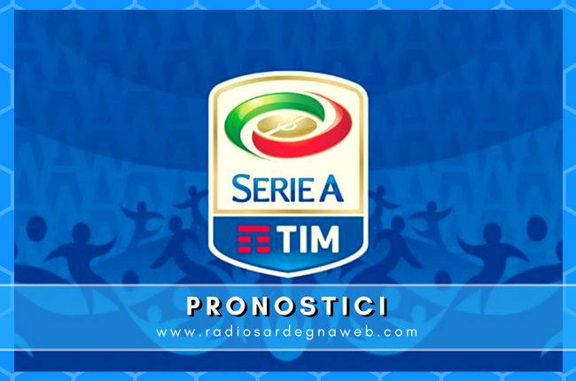 Pronostici per la 3° Giornata Serie A TIM