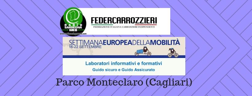 Corsi gratuiti di guida sicura nel Parco Monteclaro (Cagliari)