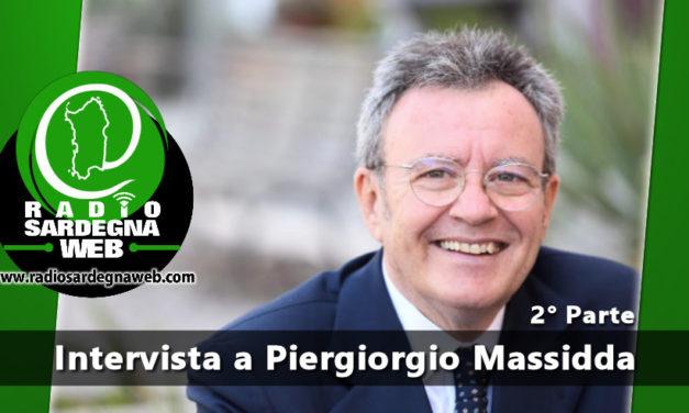 Elezioni regionali: intervista a Piergiorgio Massidda (2° parte)
