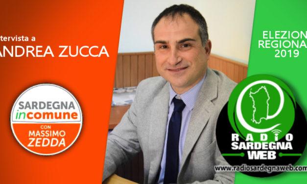 """Intervista ad Andrea Zucca, """"Sardegna In Comune"""" per Massimo Zedda – Elezioni Regionali 2019"""