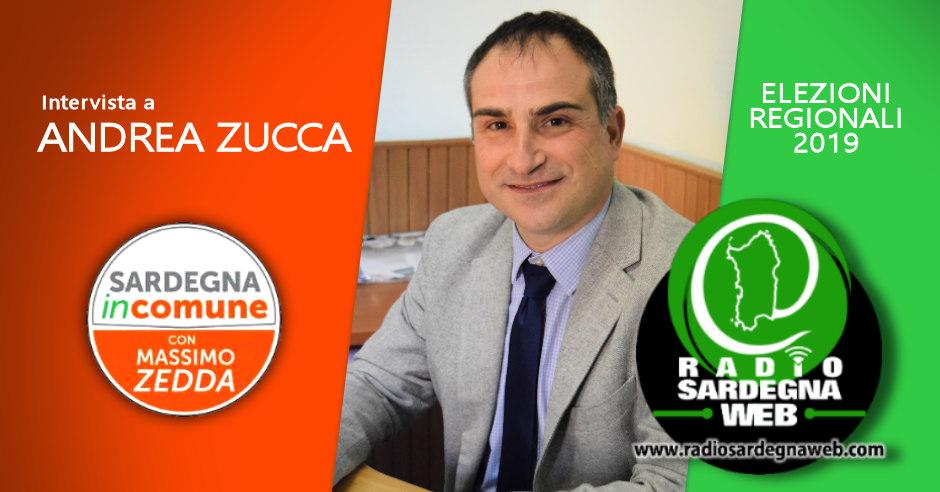 Intervista Ad Andrea Zucca Sardegna In Comune Per Massimo Zedda
