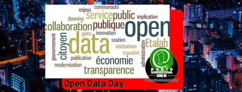 Settimo Open data day a Monserrato