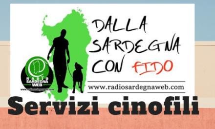 Servizi Cinofili – Dalla Sardegna con Fido