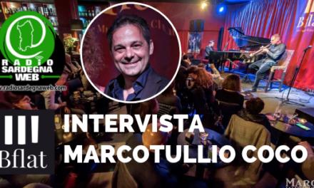 Intervista a Marcotullio Coco (B Flat Live Club)