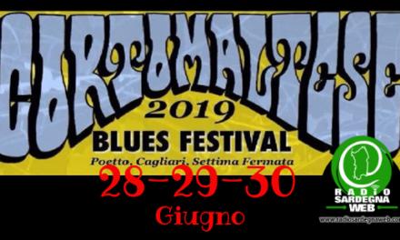 A Cagliari c'è il Corto Maltese Blues Festival: 28, 29 e 30 Giugno.