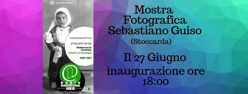 Mostra fotografica di Sebastiano Guiso a Stoccarda
