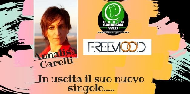 """La cantante Annalisa Carelli presenta il nuovo singolo """"Sabbie Mobili"""""""