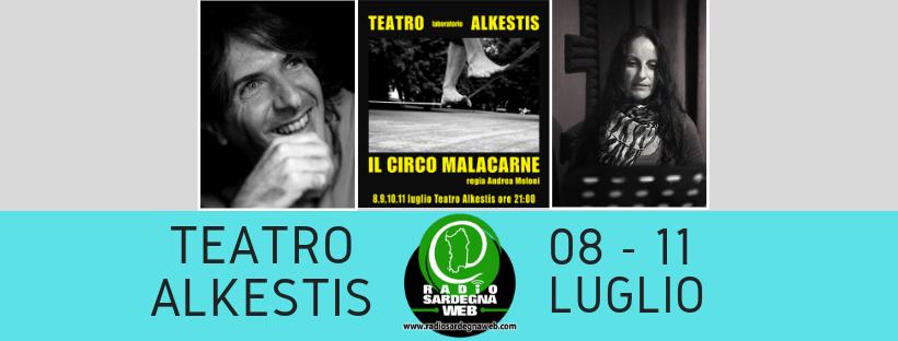 Il Circo Malacarne al Teatro Alkestis