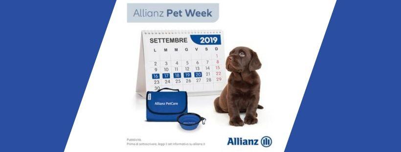 Allianz Pet Week