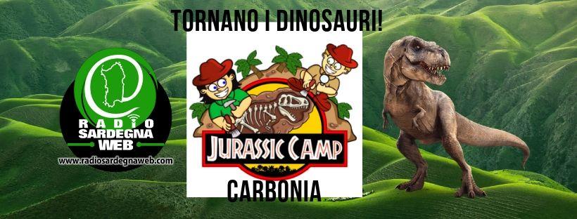 Jurassic Camp: il ritorno dei dinosauri