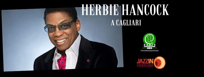 Herbie Hancock – La Leggenda del jazz a Cagliari