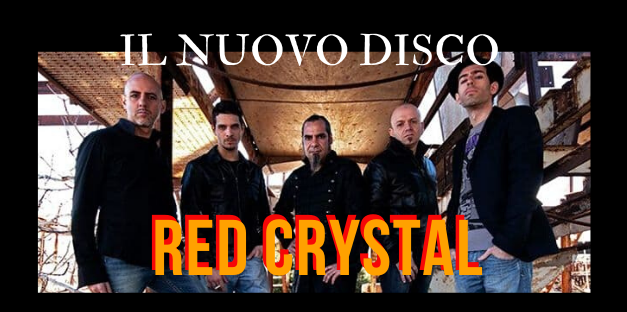 Red Crystal: il Rock targato Sardegna