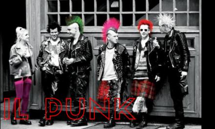 Il Punk a Radio Sardegna Web