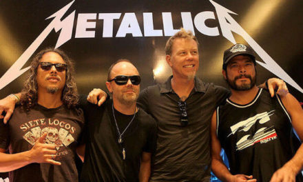 Metallica in Playlist su RSW