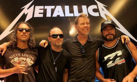 Metallica in Playlist su RSW