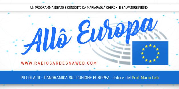 Allô Europa: [PILLOLA 01] Panoramica sull'Unione Europea (Approfondimento del Prof. Mario Telò)